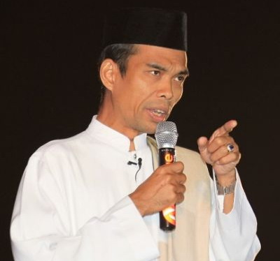 Tanya Jawab Masjid Sirojul Huda Dabok